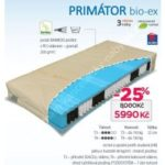 Materasso PRIMÁTOR BIO-EX T3