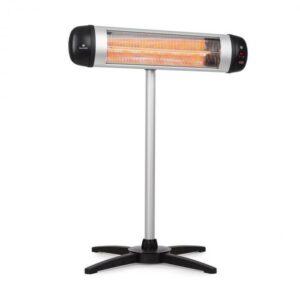 Rising Sun, infračervený teplomet, 850/1650/2500 W, hliník
