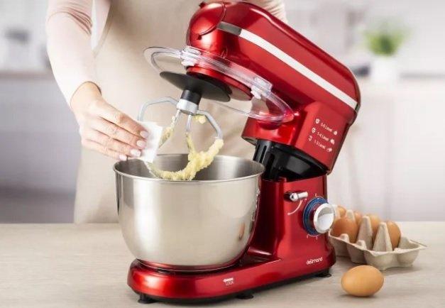 Čištění kuchyňského robota Delimano