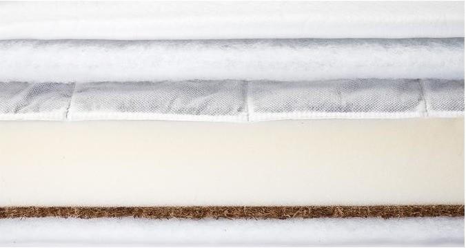 dětská matrace Sensillo pohanka-molitan-kokos