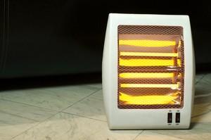 Halogenový ohřívač