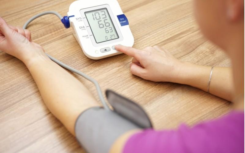 Manžeta tlakomeru