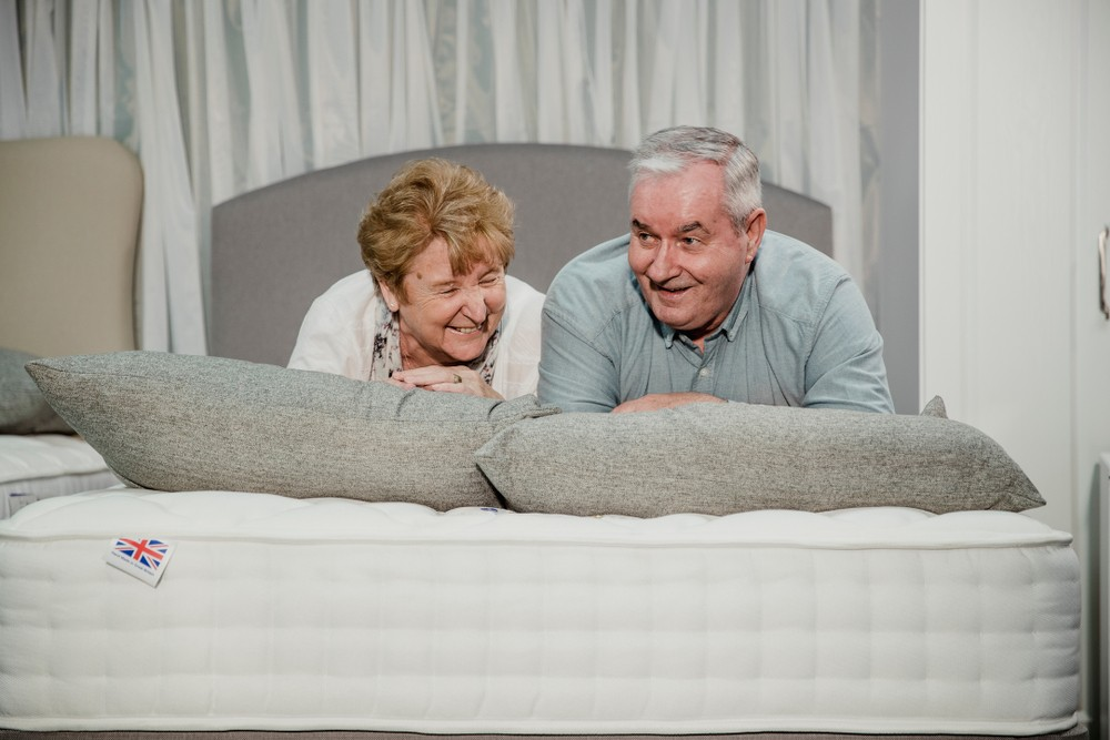 matrace jsou vhodné pro seniory