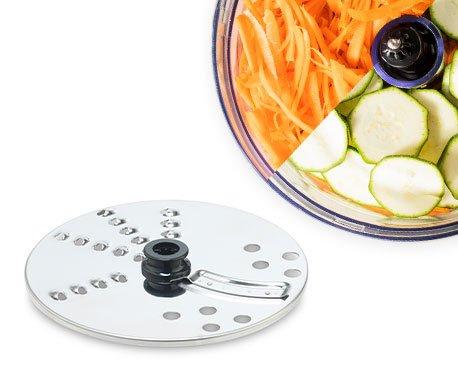 Multifunkční kuchyňský robot Delimano 7 v 1 - strouhání