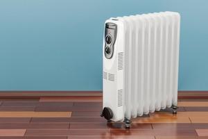 Ohřívač - Elektrický olejový radiátor