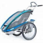 Vybíráme dětský vozík za kolo - recenze chválí Thule