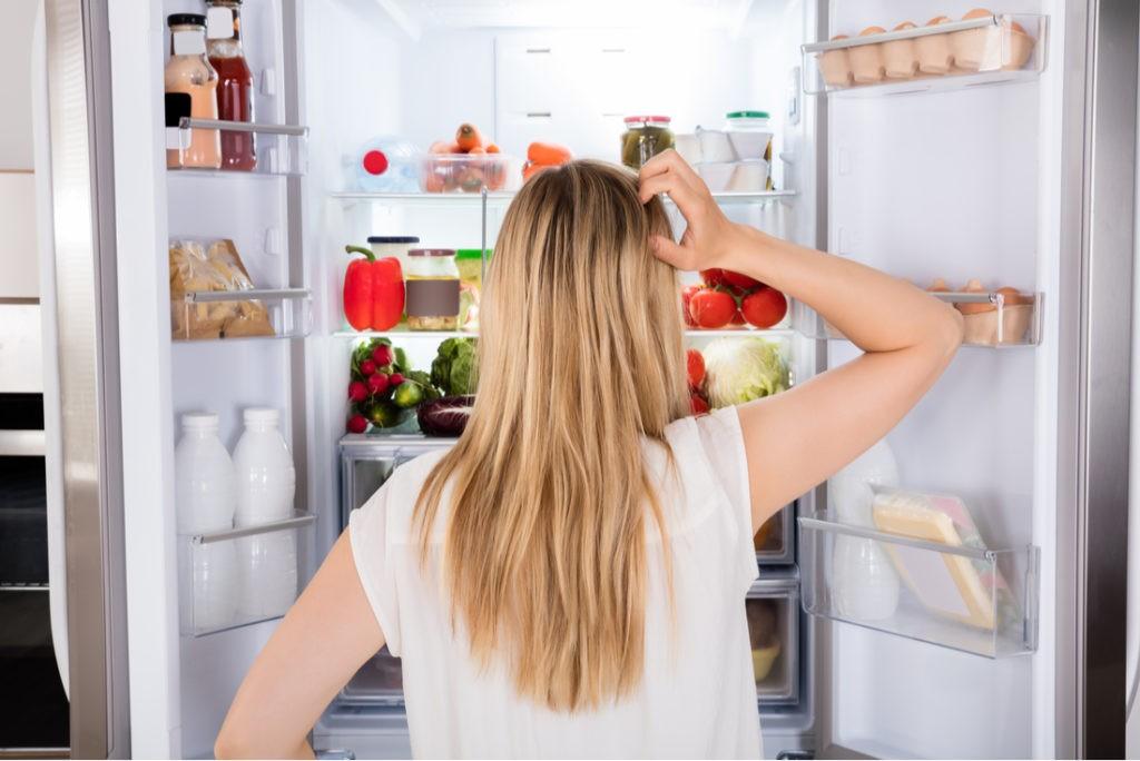 Kolik vydrží jídlo v lednici