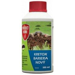 Kretox Bariéra k odpuzování krtků 500 ml