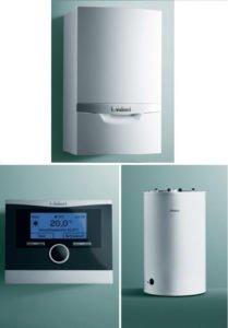 Plynový bílý kondenzační kotel Vailant ecoTEC plus