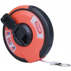 Extol Premium (8821095) pásmo ocelové, 50m,š. pásku 13mm