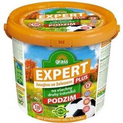 Forestina EXPERT PODZIM plus trávníkové hnojivo 10 kg