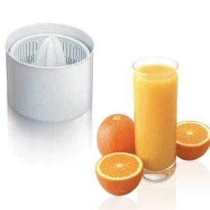 Pomeranče a robot Bosch MUM 4880