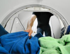 Jak správně používat sušičku prádla