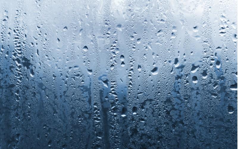 Kondenzace na okně
