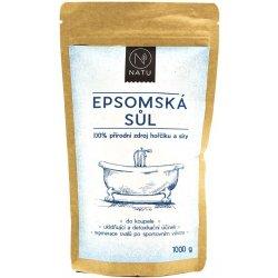 Natu Epsomská sůl 1000 g