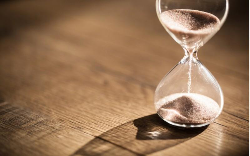 Pískové hodiny