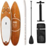 Capital Sports Downwind Cruiser S nafukovací paddleboardem