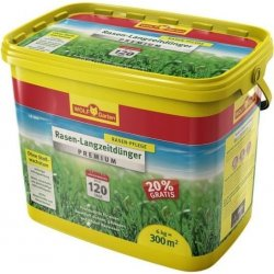 WOLF-GARTEN Trávníkové hnojivo startovací LY-N 500 START 12,5 kg