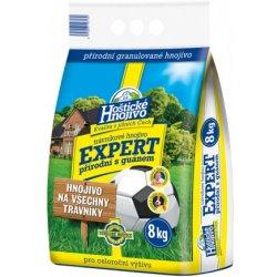 Forestina trávníkové hnojivo EXPERT přírodní GRASS 8 kg