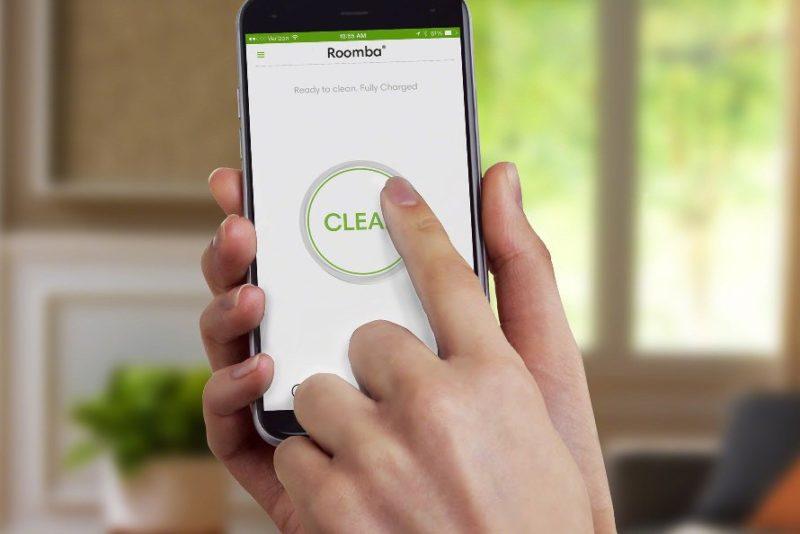iRobot Roomba 696 WiFi - aplikace iRobot HOME