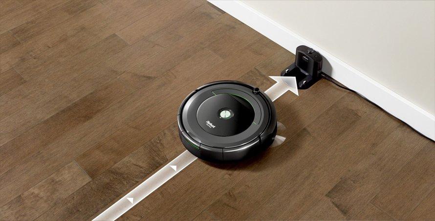 iRobot Roomba e5 - nabíjecí stanice