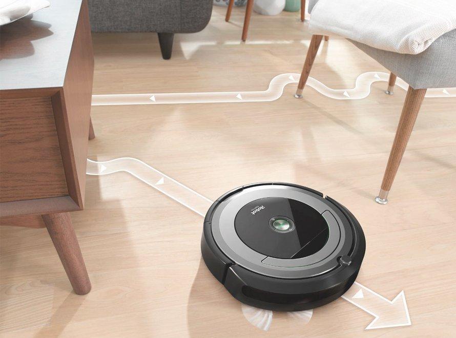 iRobot Roomba e5 - navigace iAdapt