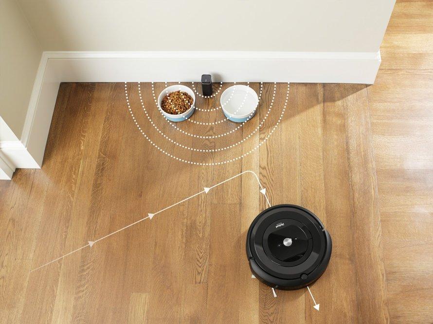 iRobot Roomba e5 - virtuální zeď