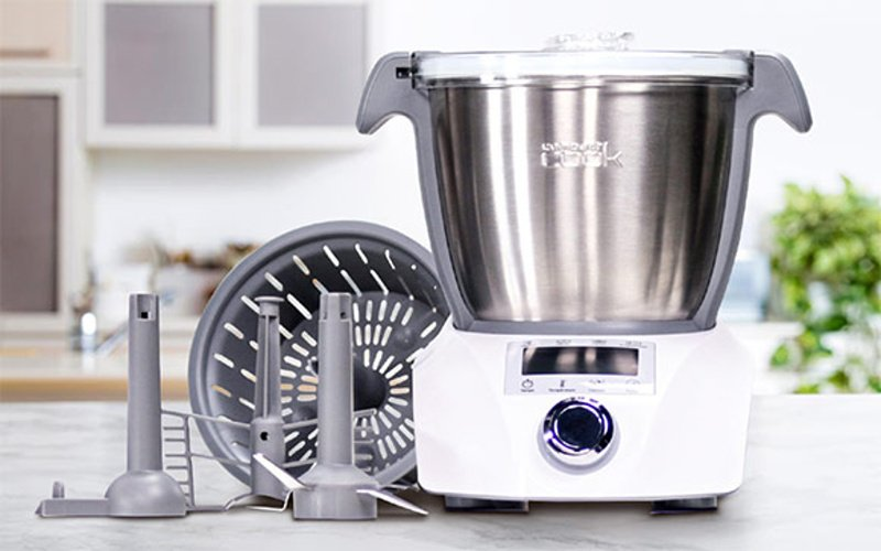 Kuchyňský robot a vařič Delimano Compact Cook