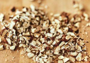 Nasekané ořechy mixérem Delimano Joy 3v1