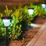 Solární lampy - jak fungují