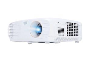 bílý projektor