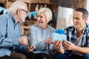 Dárky pro prarodiče - prarodiče