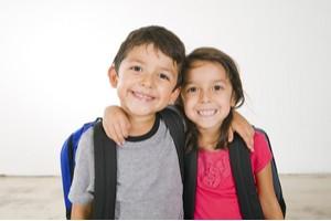 Dárky pro děti - Dívka a chlapec, sourozenci