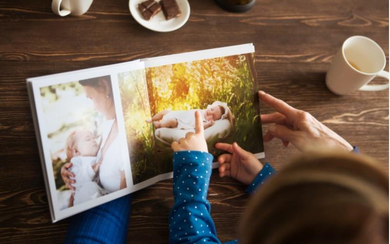 Fotokniha rodiny