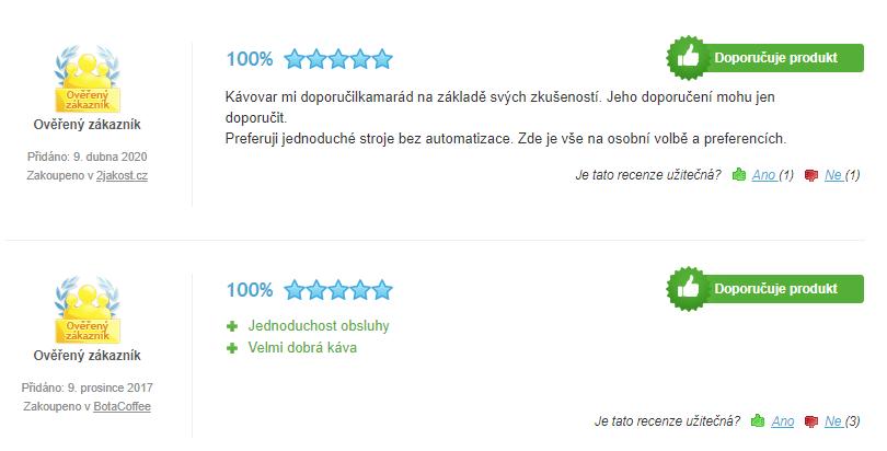Gaggia Classic Plus - recenze