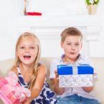 Jak vybrat dárky pro děti - velký průvodce
