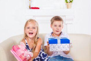 Jak vybrat dárky pro děti