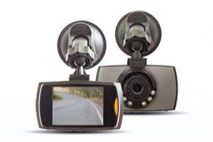 Kamera do auta zepředu i zezadu