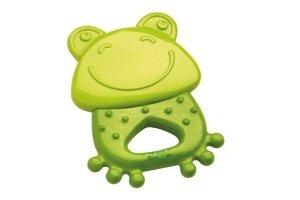 Kousátko zelená žabka