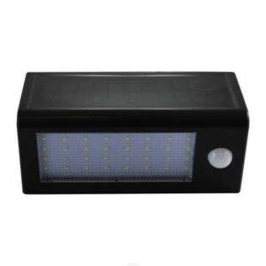 LED Solární nástěnné svítidlo se senzorem LED/5W IP44