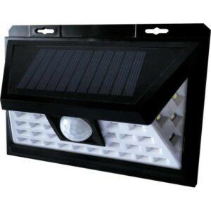 LED Solární nástěnné svítidlo se senzorem LED/5W IP65