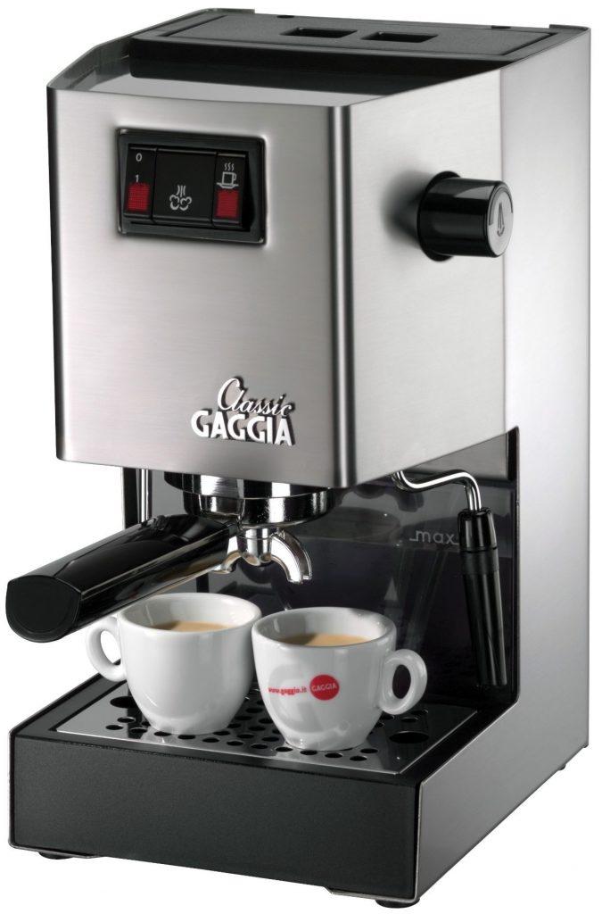 Pákový kávovar Gaggia Classic