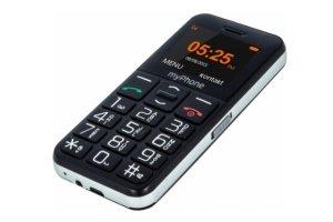 Tlačítkový mobil pro seniory