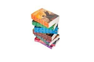 Všechny díly knih Harry Potter