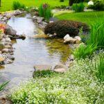 Zahradní jezírko - kompletní realizace svépomocí
