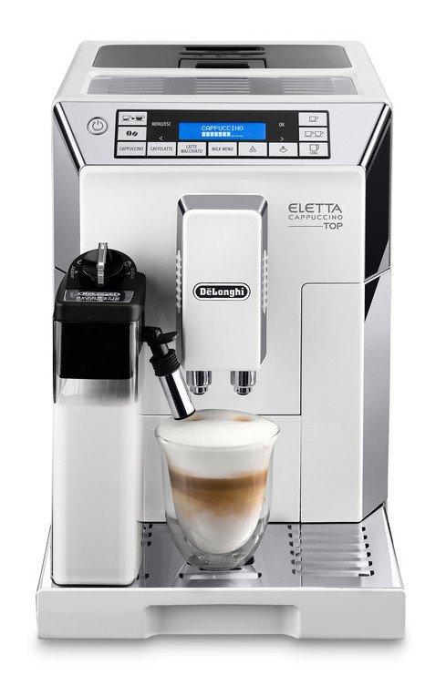 kávovar DeLonghi ECAM 45.760.W