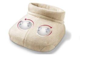 Vyhřívací masážní pantofle