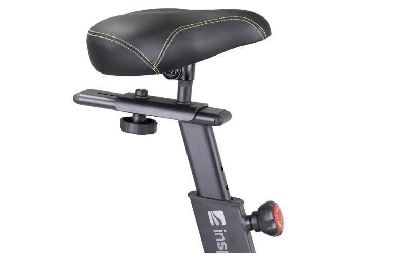 Černé sedadlo Air biku