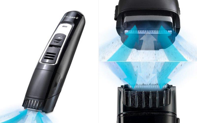 Ventilátor v zastřihovači vlasů Wellneo
