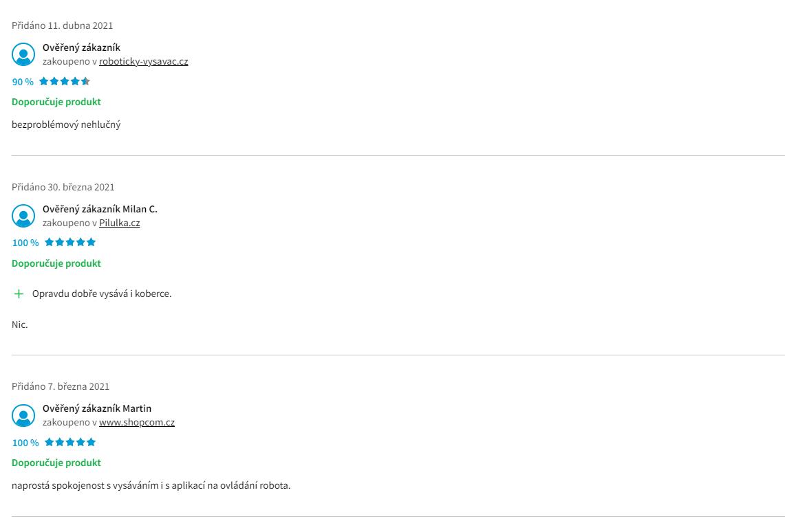 iRobot Roomba 976 - hodnocení zákazníků